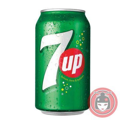 Напиток 7up 0.33л