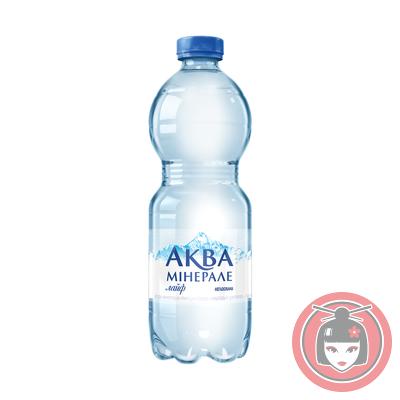 Aqua Minerale негазированая 0.5л