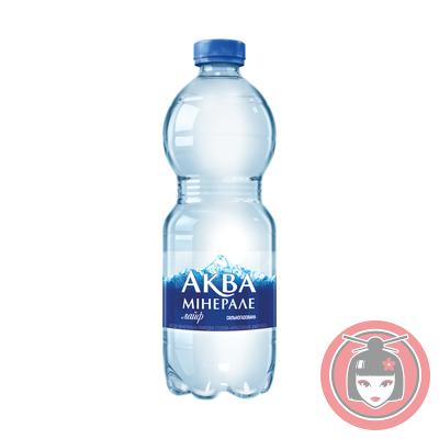 Aqua Minerale газированая 0.5л