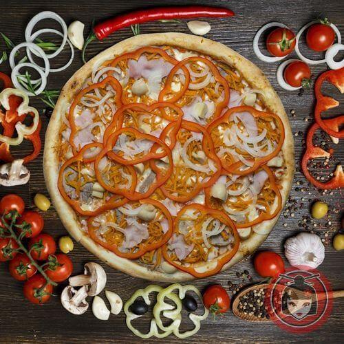 Бармалини : заказать пиццу в Мариуполе и Ирпене