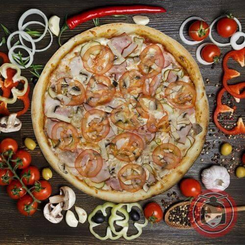 Четыре мяса : заказать пиццу в Мариуполе и Ирпене