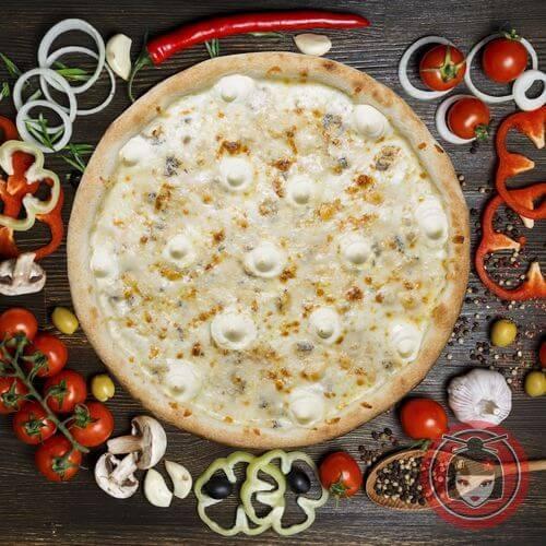 Четыре сыра : заказать пиццу в Мариуполе и Ирпене