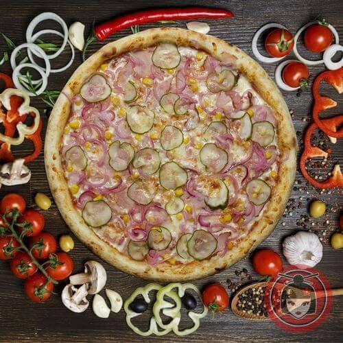 Кукурузная пицца : заказать пиццу в Мариуполе и Ирпене