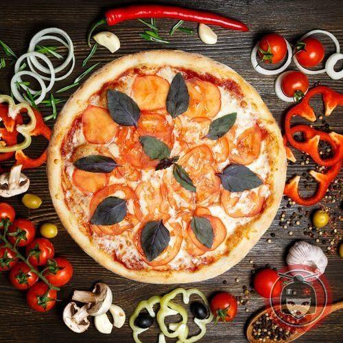Маргарита : заказать пиццу в Мариуполе и Ирпене