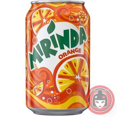 Напиток Mirinda 0.33л