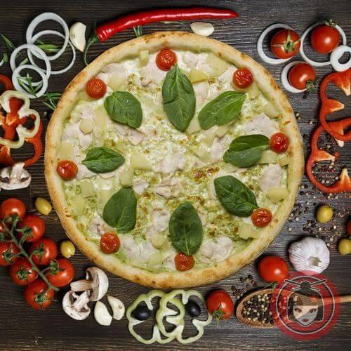 Палермо : заказать пиццу в Мариуполе и Ирпене