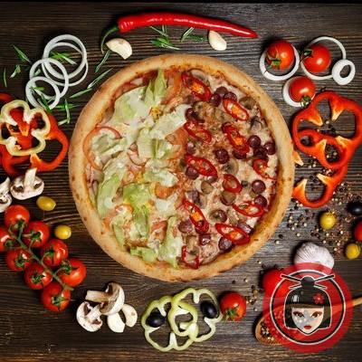 Пицца 2 сезона : заказать пиццу в Мариуполе и Ирпене