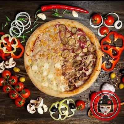 Пицца 4 сезона : заказать пиццу в Мариуполе и Ирпене