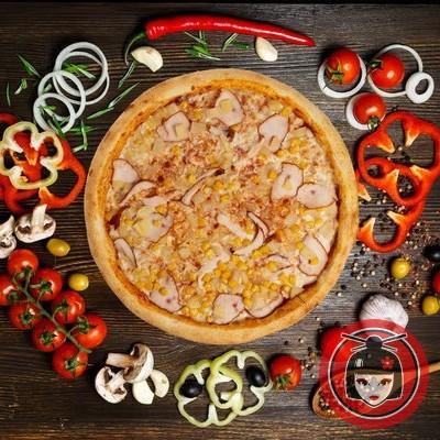 Пицца Гавайская : заказать пиццу в Мариуполе и Ирпене
