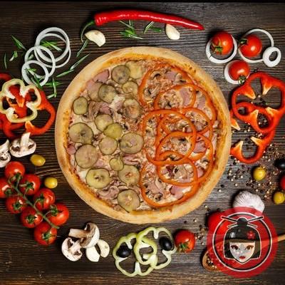 Пицца Половинки : заказать пиццу в Мариуполе и Ирпене